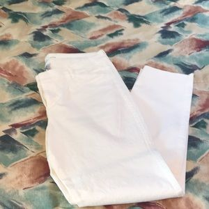 White pants pixie in good condition